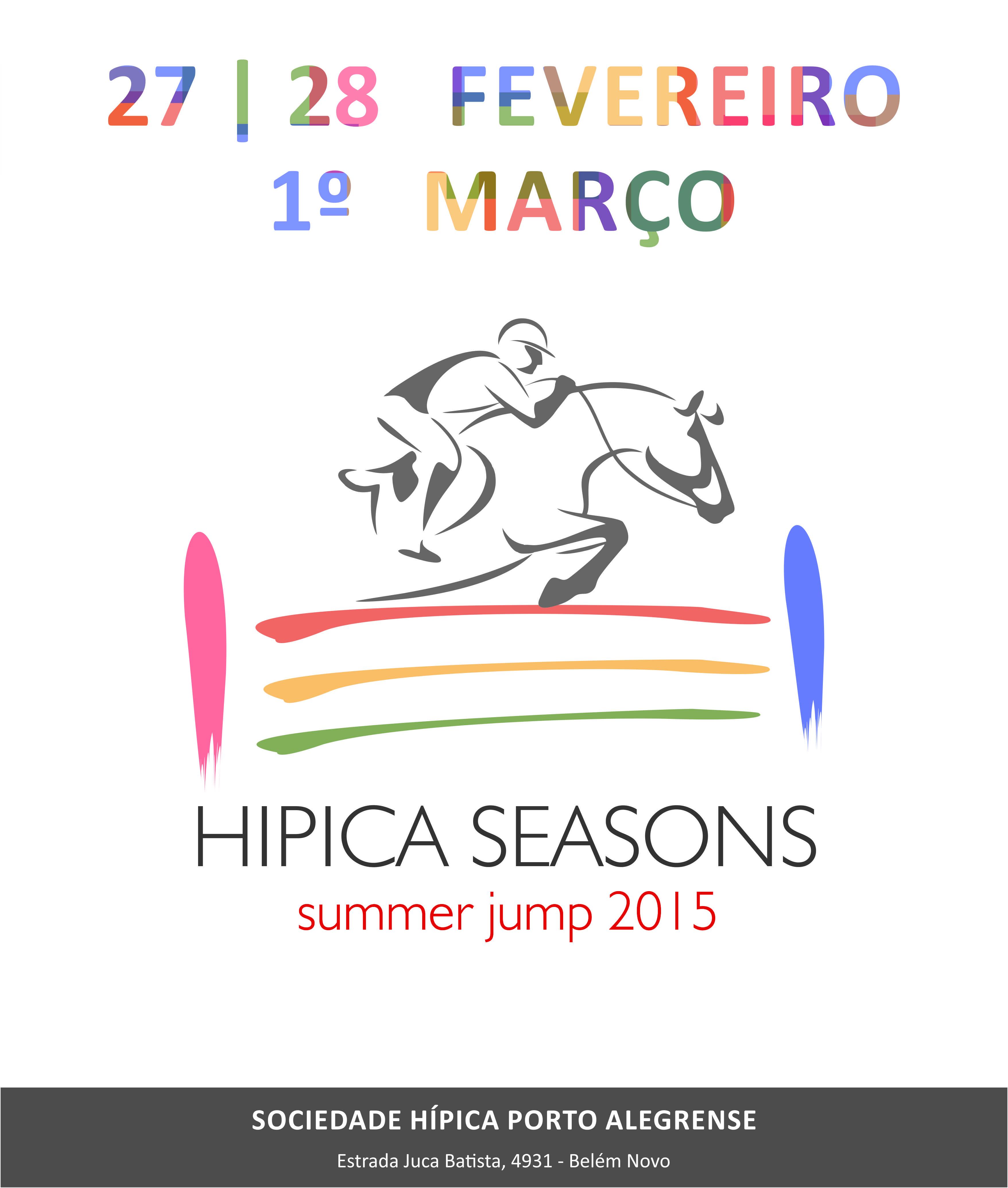 Sociedade Hípica Porto Alegrense inova e abre calendário de eventos de 2015